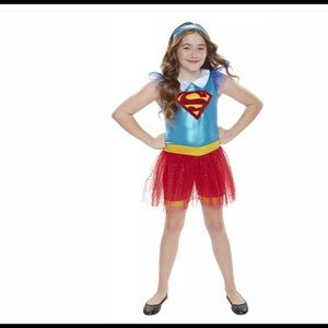 DC Comics Superhero super girl Everyday Dress-Up